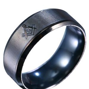 Other - Masonic band ring
